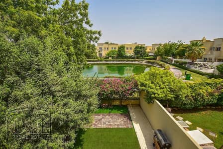2 Bedroom Villa for Sale in The Springs, Dubai - Park and lake backing | Tenanted until Jan 2020