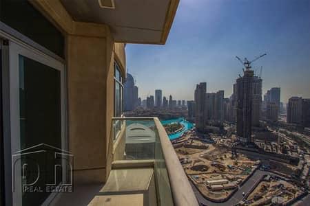 1 Bedroom Apartment for Rent in Downtown Dubai, Dubai - Large 1 bedroom | Sea & Opera View