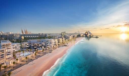 4 Bedroom Apartment for Sale in Saadiyat Island, Abu Dhabi - Brand New 4 BR. With Sea View. Saadiyat!