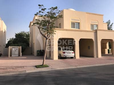 4 Bedroom Villa for Rent in The Springs, Dubai - Type 1E  with lake view excellent condition