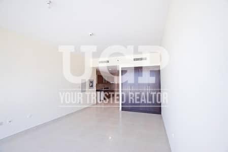 Studio for Rent in Al Raha Beach, Abu Dhabi - Low Price! Vacant | Studio w/ Facilities