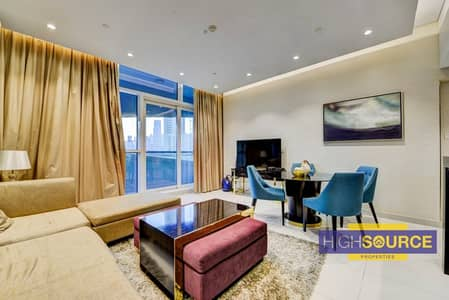 1 Bedroom Apartment for Rent in Downtown Dubai, Dubai - Furnished 1Bed for Rent in UppperCrest.
