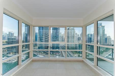 2 Bedroom Flat for Rent in Dubai Marina, Dubai - Well Maintained 2 Bed | Full Marina View