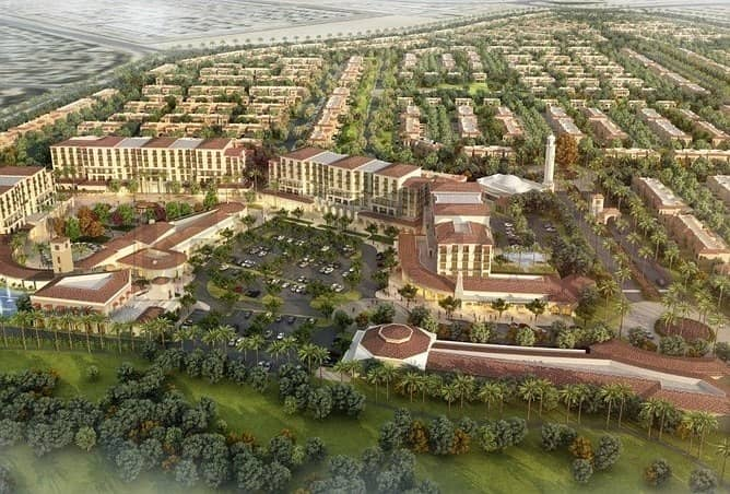 ROI 9% Brand New Building with Single Tenant / Dubailand