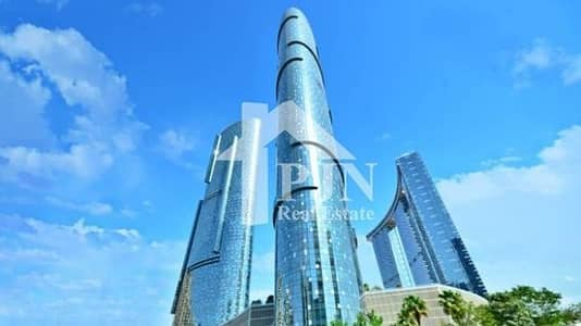 1 Bedroom Apartment for Sale in Al Reem Island, Abu Dhabi - 1 BR