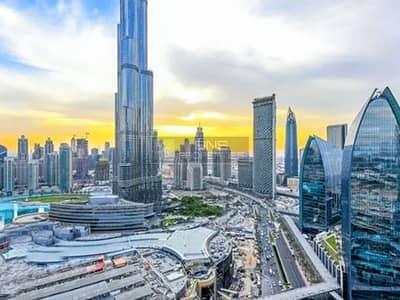 Hotel Apartment for Sale in Downtown Dubai, Dubai - Studio|Fully Furnished|Address Dubai Mall