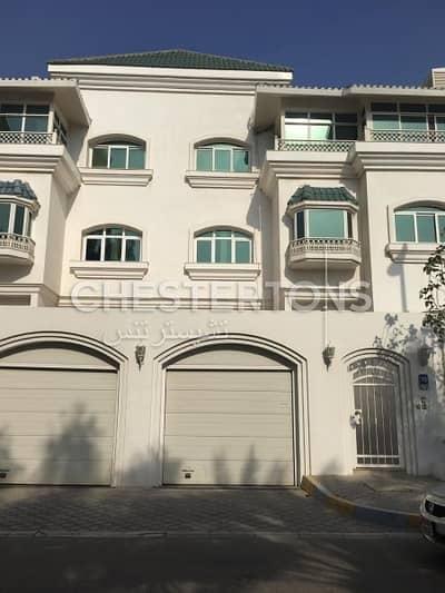 4 Bedroom Villa for Rent in Al Bateen, Abu Dhabi - 3 Storey I Driver