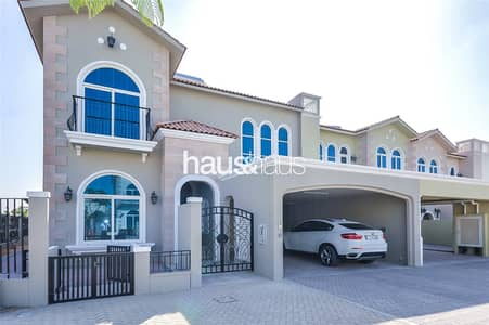 5 Bedroom Villa for Rent in Motor City, Dubai - 5 Bedrooms  | Landscaped | Close to Pool
