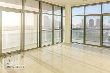 3 Bedroom Flat for Rent in DAMAC Hills (Akoya by DAMAC), Dubai - 3 Bed - Top Floor - Full Golf Course View