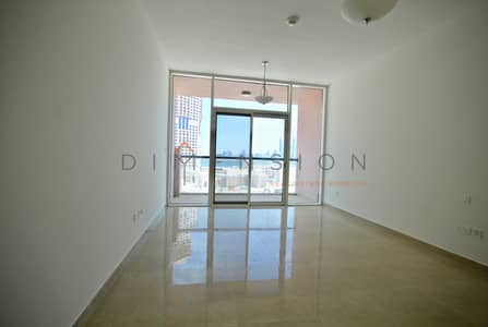 1 Bedroom Flat for Rent in The Marina, Abu Dhabi - Luxurious fittings| Balcony| Sea views!!