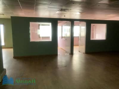 Office for Rent in Al Garhoud, Dubai - Fully fitted ready 1185 sq.ft office close to GGICO Metro