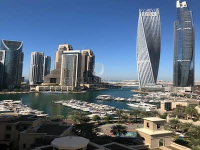 2 Bedroom Flat for Rent in Dubai Marina, Dubai - Nicely Furnished 2 Bed in Emaar 6 Towers