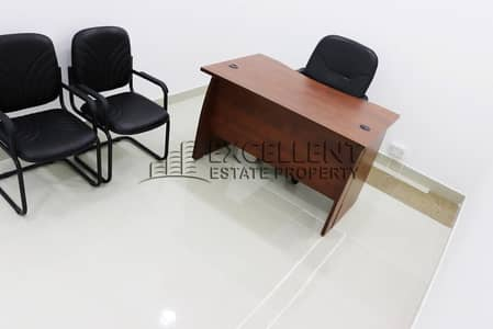 Spacious  Semi Furnished Offices with Tawtheeq