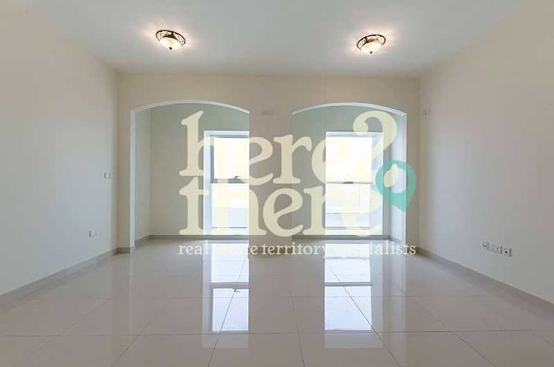 2 Rent 76K+1Month Free!! Luxurious & Spacious 2BR Apartment