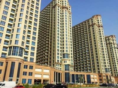 Studio for Rent in Dubai Production City (IMPZ), Dubai - LARGE STUDIO WITH PARKING ! LAKE VIEW ! LAGO VISTA TOWER, IMPZ