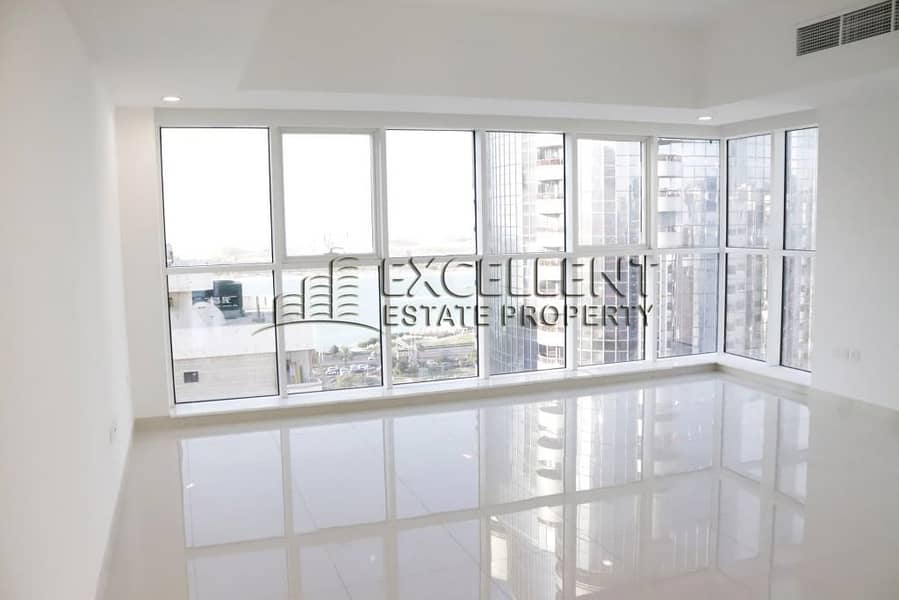 Love the Simplicity of the 2 Bedroom Apartment with Sea View