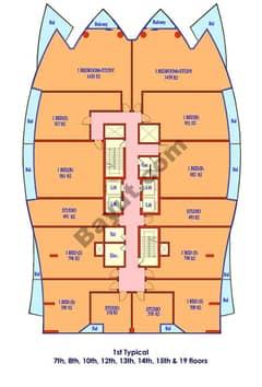 Typical Floor Plan