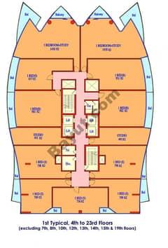 Typical Floor Plan (4-23)