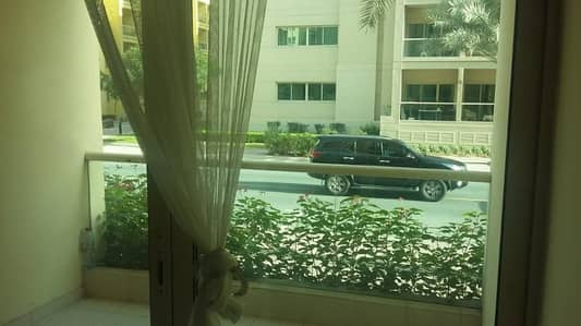 Studio for Rent in The Greens, Dubai - A VERY GOOD APARTMENT WITH GOOD VIEW VAILABLE FOR RENT IN AL ARTA