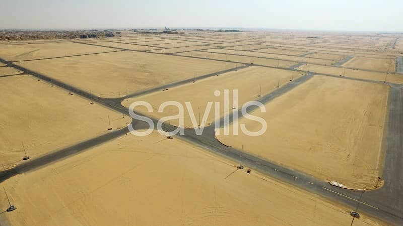 2 Build your dear home - Residential plots for sale in Sharjah