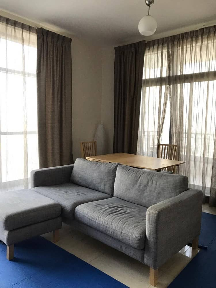 Available 3rd week of March Unfurnished 2 Bed at Claren Downtown