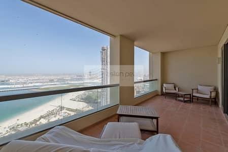 1 Bedroom Flat for Sale in Jumeirah Beach Residence (JBR), Dubai - Panoramic Sea View |Unique 1BR | SADAF 7