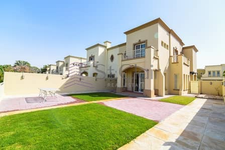 3 Bedroom Villa for Rent in The Springs, Dubai - 3 Bed |Springs  Villa  15|Full Lake View