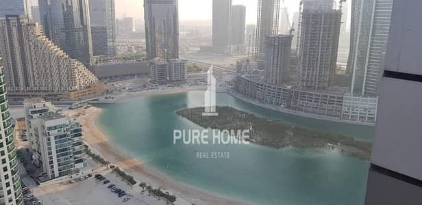 1 Bedroom Apartment for Rent in Al Reem Island, Abu Dhabi - best Price for this Large 1 Bedroom Apartment with a Nice view  in Reem Island