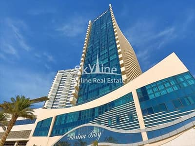 1 Bedroom Flat for Sale in Al Reem Island, Abu Dhabi - Hot deal! Canal view 1BR Apt on a high floor