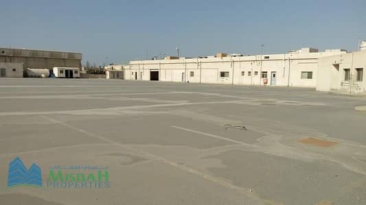 Industrial Land for Rent in Al Quoz, Dubai - AED 6/-per sqft: Open Yard for storage:100