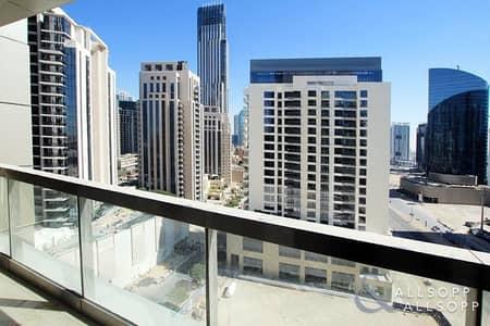 1 Bedroom Apartment for Rent in Downtown Dubai, Dubai - One Bedroom | No Construction | Balcony
