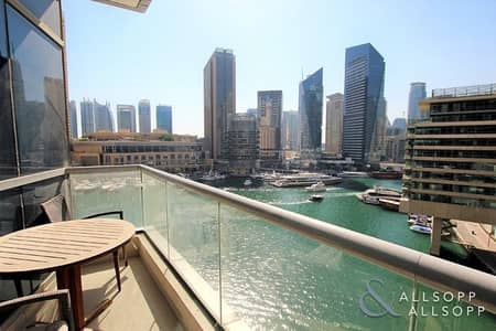 Studio for Rent in Dubai Marina, Dubai - Marina View | Chiller Free | Available Now