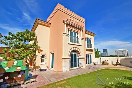 5 Bedroom Villa for Rent in Dubai Sports City, Dubai - C1 | Quiet Location | Close To Els Club