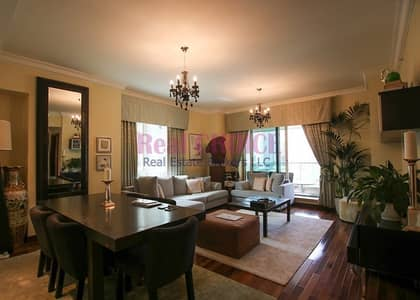 2 Bedroom Flat for Rent in Dubai Marina, Dubai - Marina View 2BR Fully Furnishes Apartment