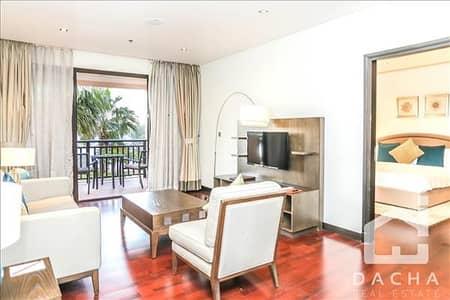 2 Bedroom Flat for Sale in Palm Jumeirah, Dubai - URGENT SALE / Vacant / 2 Bed / Burj Al Arab View