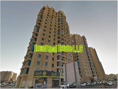 2 Bedroom Apartment for Rent in Ajman Downtown, Ajman - Al Khor Towers: Spacious 2 Bed Hall and Maid 1450 sqft