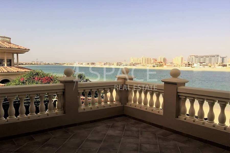 Vacant - Fully furnished - Marina view