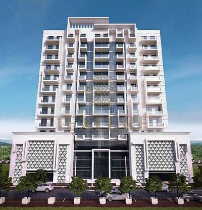 Candace Aster in front of Metro station - Al Furjan - 30/70 payment plan !!
