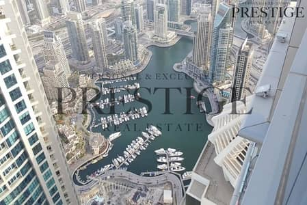 1 Bedroom Apartment for Sale in Dubai Marina, Dubai - One Bedroom   For Sale In Princess Tower