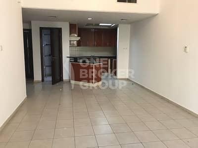 فلیٹ 1 غرفة نوم للبيع في ديسكفري جاردنز، دبي - U type 1 Bedroom Apt opposite Metro Station