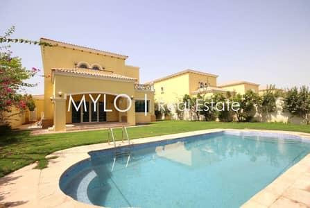 4 Bedroom Villa for Rent in Jumeirah Park, Dubai - 4 bedroom | Legacy | Vacant | District 4
