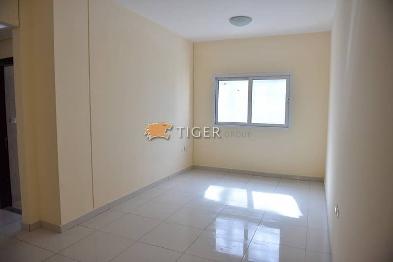 Spacious Studio Flat for Rent in Al Nahda Sharjah near Dubai bus stop (RTA Metro
