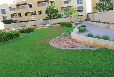 3 Bedroom Villa for Rent in Al Raha Gardens, Abu Dhabi - NEXT TO THE GATE, PARK SINGLE ROW UNIT