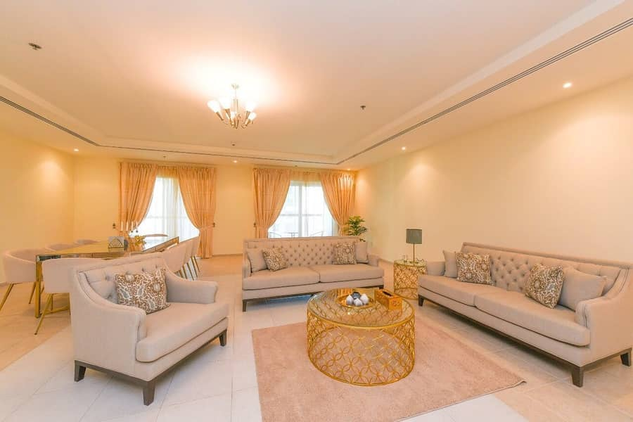 Amazing 4 BR Penthouse For Sale