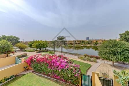 3 Bedroom Villa for Sale in Arabian Ranches, Dubai - Rare Lake View | Pristine Condition | Type B