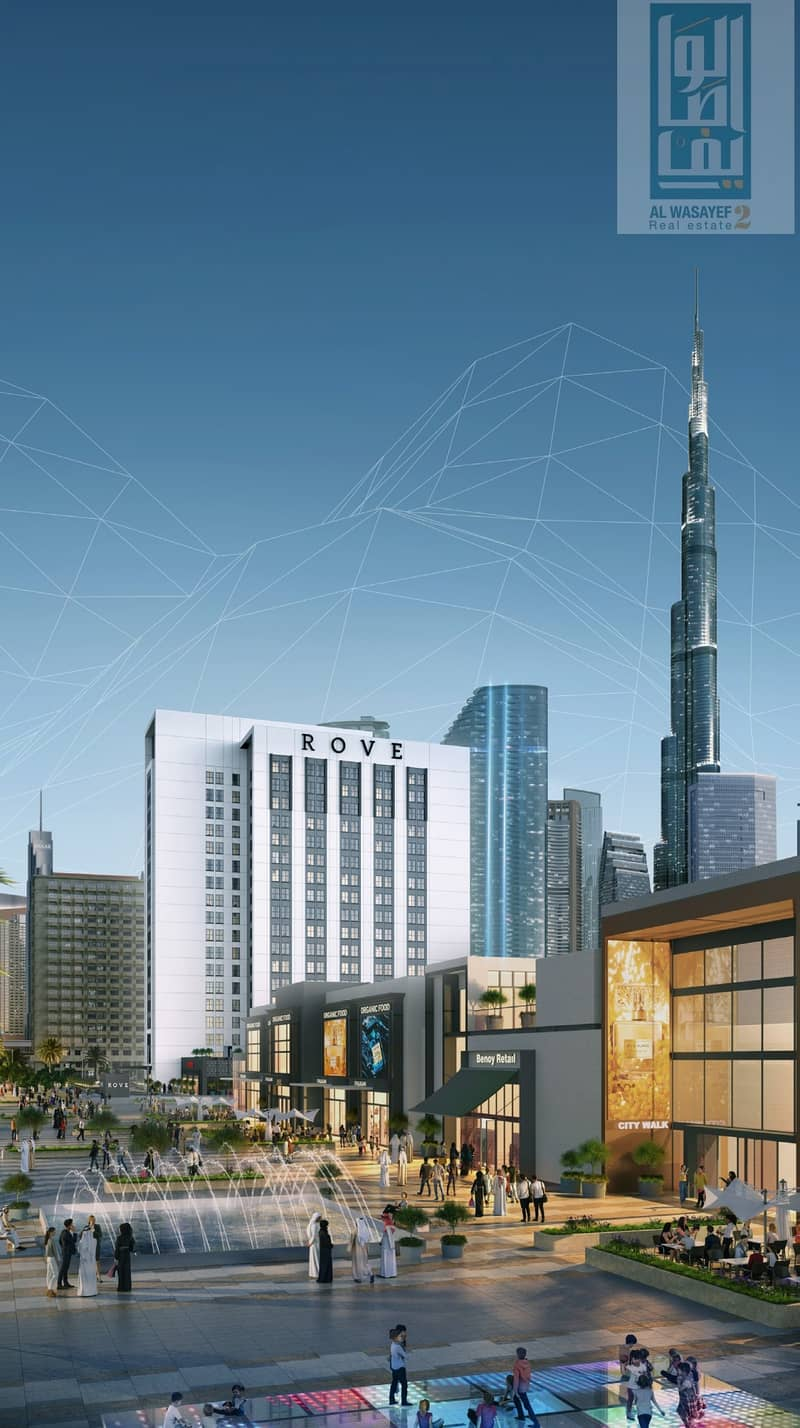 2 a great opportunity to invest  in dubai