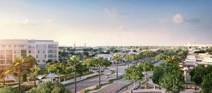 Plot for Sale in Khalifa City A, Abu Dhabi - Good size plot / Almerife Great Location