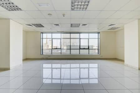 Office for Rent in Al Qasimia, Sharjah - Spacious 1080 Sq.Ft Office| Central A/C | Sharjah