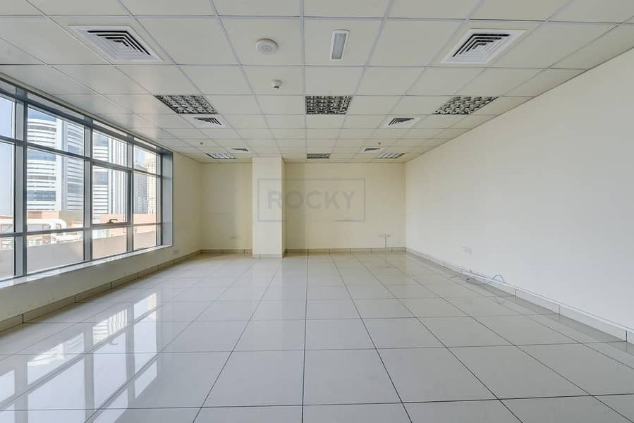 2 Spacious 1080 Sq.Ft Office| Central A/C | Sharjah
