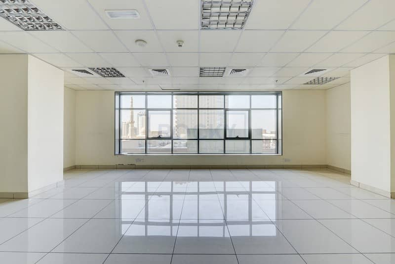 2 Spacious 630 Sq.Ft Office| Central A/C | Sharjah